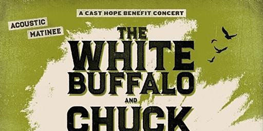 The White Buffalo / Chuck Ragan *Acoustic Matinee Show* @ Goldfield Trading Post