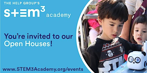 STEM³ Academy Irvine Open House