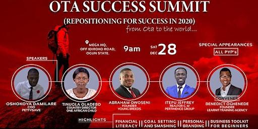 OTA SUCCESS SUMMIT
