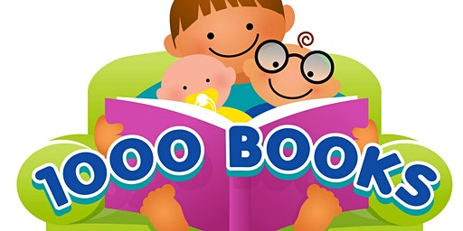1000 Books before Kindergarten Graduation Party & Kickoff