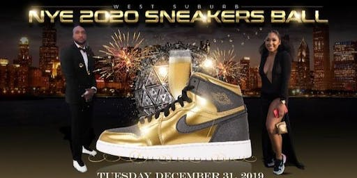 West Suburbs NYE Sneakers Ball 2020