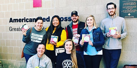 Volunteering with the American Red Cross: Sound the Alarm tickets