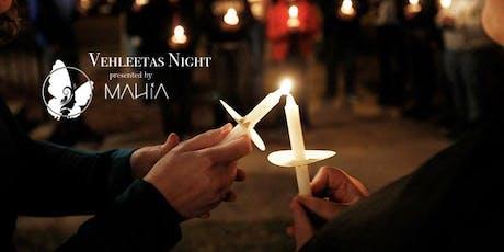 Vehleetas Night by Mahia tickets