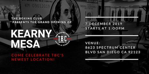 TBC Kearny Mesa Grand Opening