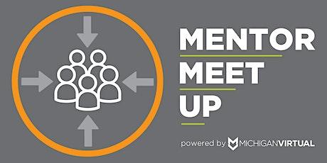 Mentor Meetup - Coopersville High School tickets