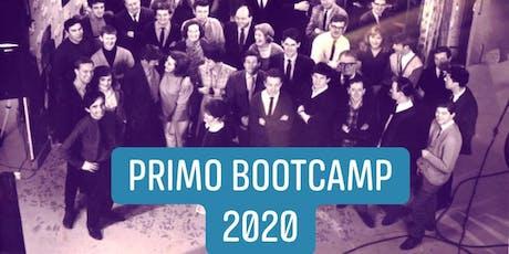 PRIMO BOOTCAMP 2020 biglietti