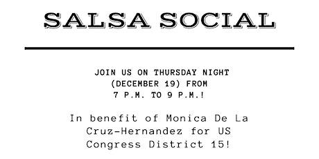 Salsa Social tickets