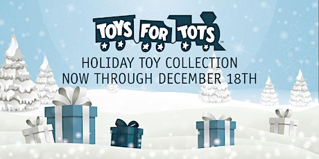 Toys for Tots Drive tickets