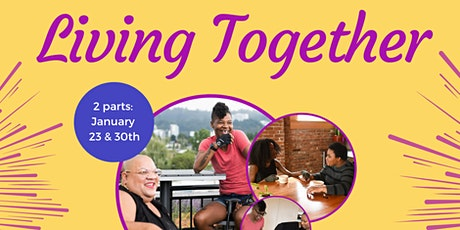 Living Together - An RSC Booster tickets