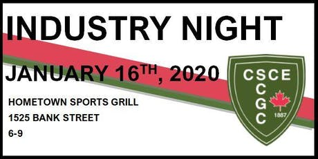 CSCE Carleton Chapter Industry Night tickets