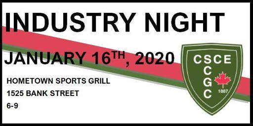 CSCE Carleton Chapter Industry Night
