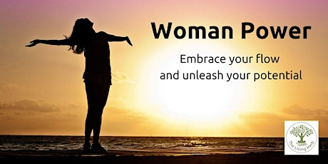 Woman Power - embrace your flow and unleash your potential tickets