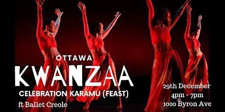 Ottawa Kwanzaa Celebration & Karamu Feast tickets