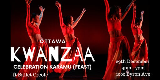 Ottawa Kwanzaa Celebration & Karamu Feast