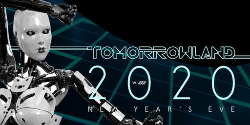 TOMORROWLAND NYE 2020 at W Fort Lauderdale