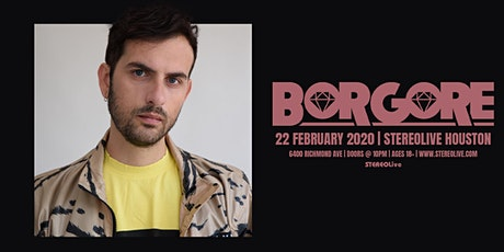 Borgore - Stereo Live Houston tickets