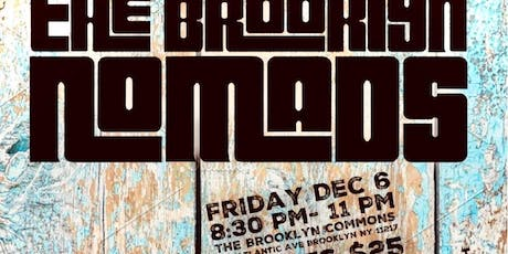 The Brooklyn Nomads tickets