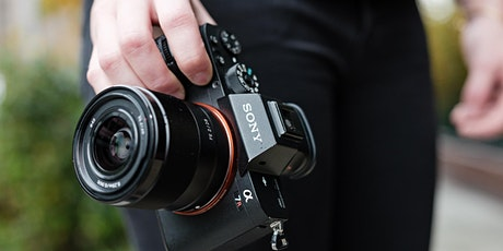 Getting to Know Your Sony Alpha/RX Camera tickets