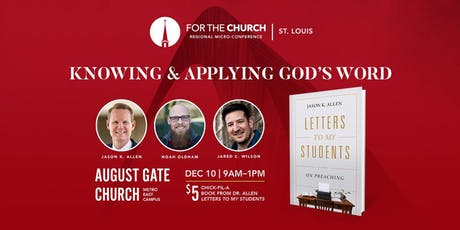 For The Church: St. Louis tickets