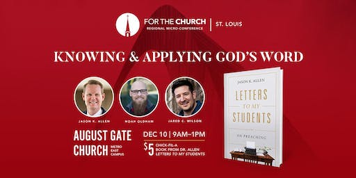 For The Church: St. Louis