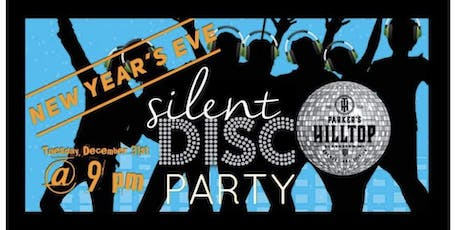 Parker's Hilltop Brewery New Year's Eve Silent Disco tickets