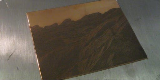 Printmaking Workshops - Hard  and Soft Ground Etching