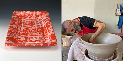 Mighty Mud Presents: Surface Design - Layering Glazes with Parker Presnell