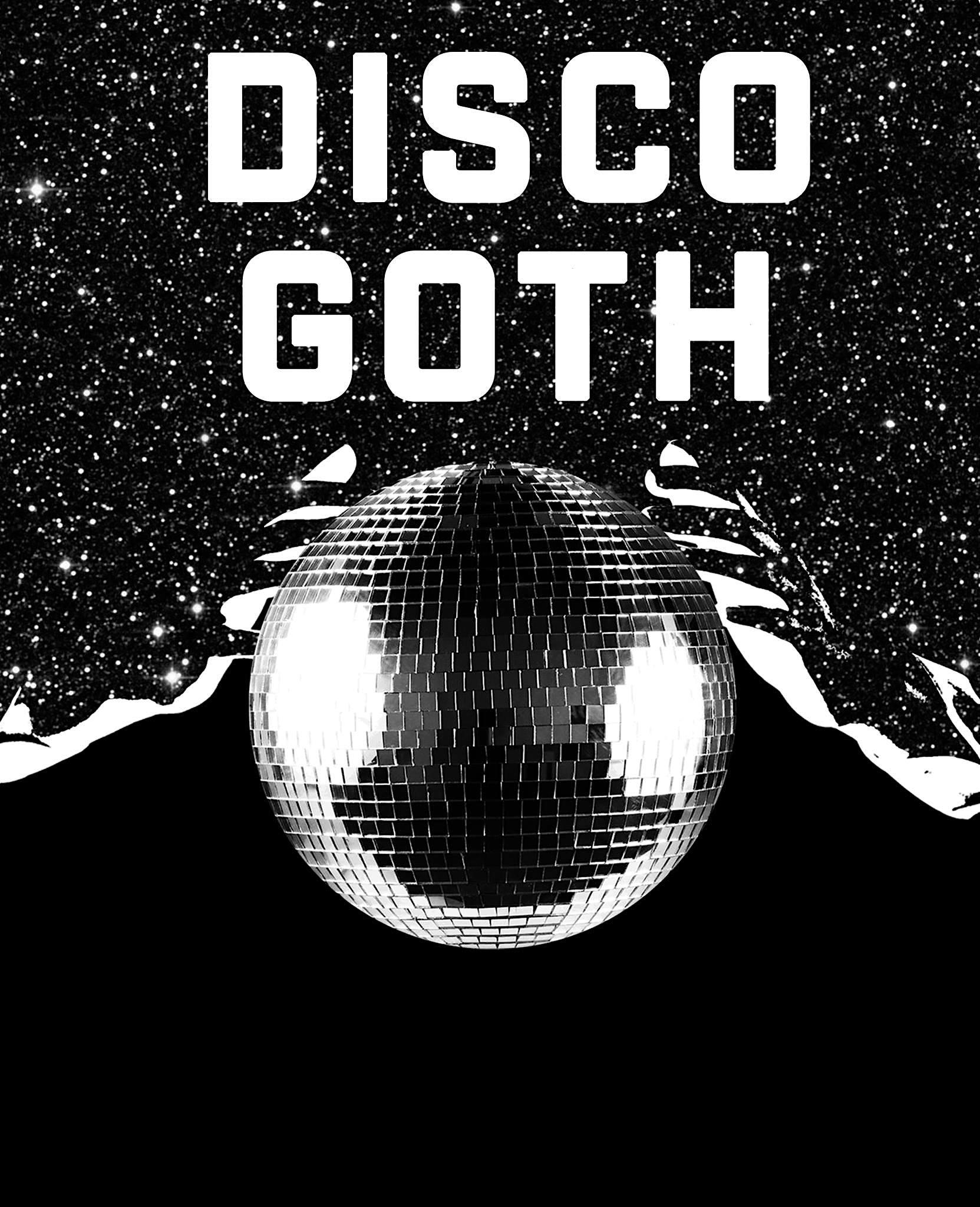Disco Goth LA - New Wave, Post-Punk, Synth-Pop Party
