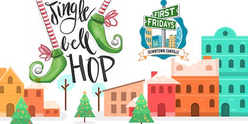 1st  Friday - Winter Gathering - Jingle Bell Hop