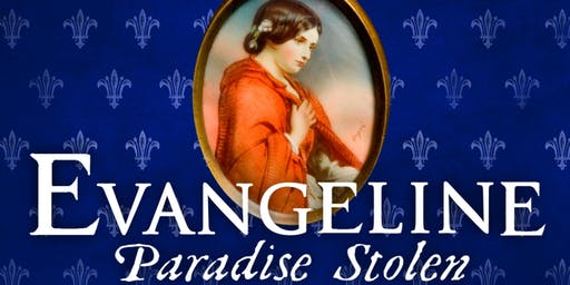 M. M. LeBlanc Reads and Signs Evangeline,  Paradise Stolen, Vol. III