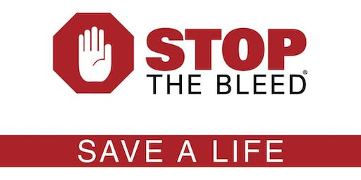 STOP THE BLEED at Targetmaster
