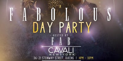 12.14 | FABOLOUS Day Party | Hosted by Fab & MTA Rocky