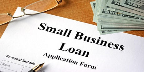 Micro Business Loan Program - NJEDA Information Session tickets