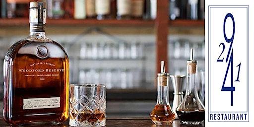 2941 January Tasting Series: Woodford Bourbon & Woodford Rye
