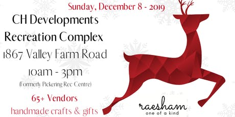 Santa's Big Gift and Craft Show tickets