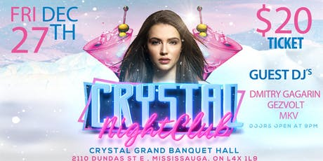 Crystal Night tickets