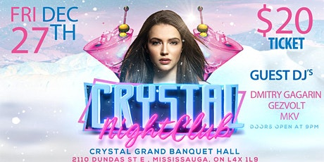 Crystal Night tickets