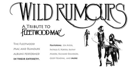 Wild Rumours-Fleetwood Mac Tribute tickets