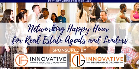 PCYP Networking Happy Hour for Real Estate Agents & Lenders, Sponsored by Innovative Financial Group tickets
