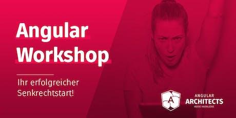 Angular  Workshop: Ihr perfekter Durchblick -- Nürnberg Tickets