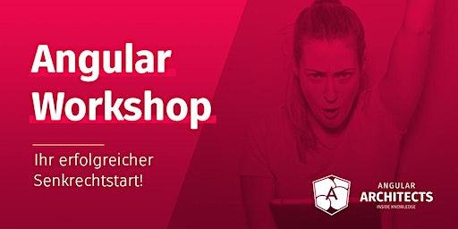 Angular  Workshop: Ihr perfekter Durchblick -- München