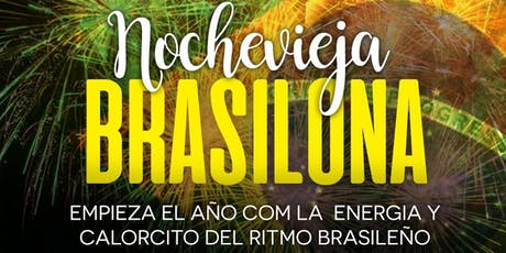 Nochevieja Brasilona entradas