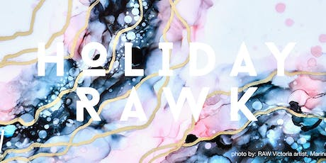 Raw Presents Holiday RAWk - Presale Tickets  tickets