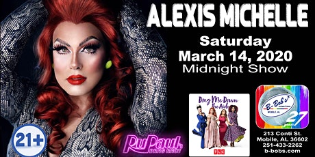 Alexis Michelle performs at B-Bob's tickets