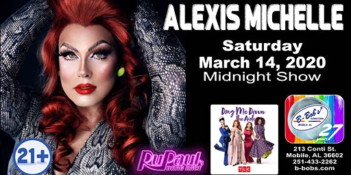 Alexis Michelle performs at B-Bob's