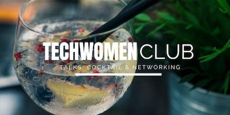 TechWomenClub İstanbul Semineri tickets