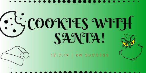 Cookies with Santa Client Appreciation