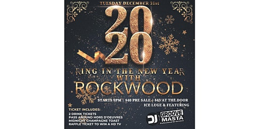 Ring in the New Year - Rockwood New Year's Eve Party