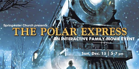 The Polar Express 4D Experience tickets