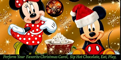 Breakfast and Holiday Photos With Mr. and Mrs. Mickey and Minnie Claus!  tickets
